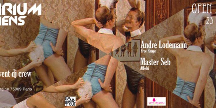 Open Appart' avec Andre Lodemann