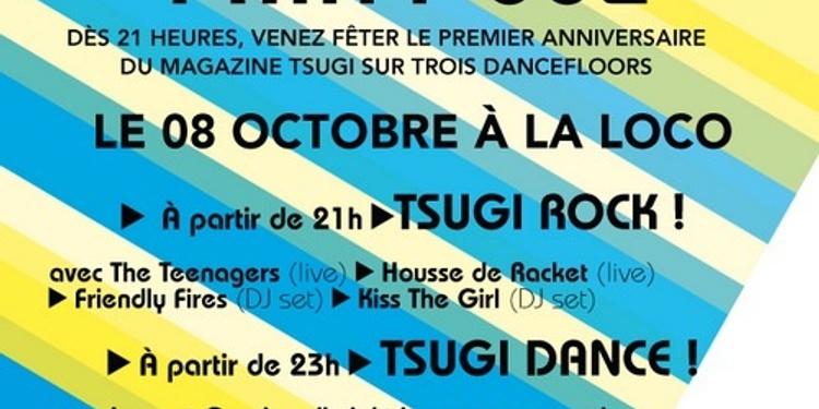 Tsugi Party 002