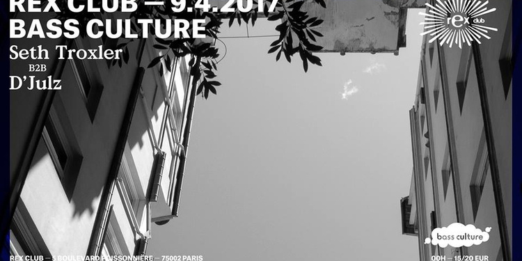 Bass Culture 20th Birthday Part 2 w/ Seth Troxler B2B D'Julz