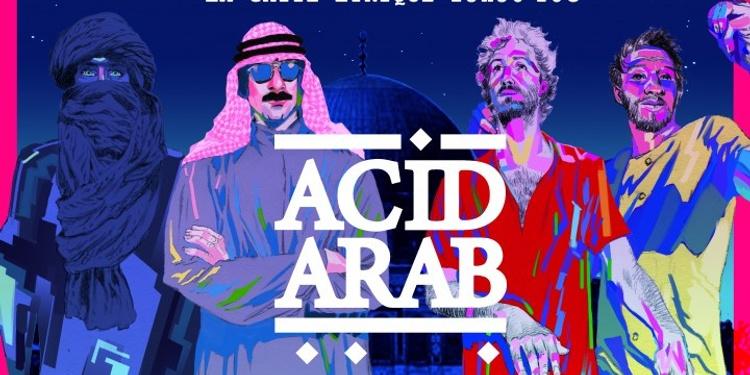 Omar Souleyman + Acid Arab