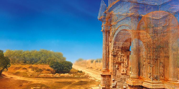 Cités millénaires, Voyage virtuel de Palmyre à Mossoul
