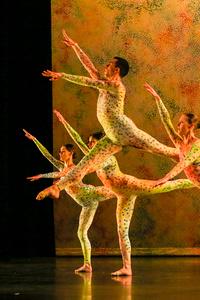 Merce Cunningham - Summerspace - Exchange - Points communs - Théâtre des Louvrais - du ven. 13 déc. au sam. 14 déc.