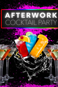 afterwork cocktail party - California Avenue - lundi 1 mars 2021