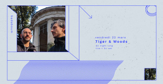 Tiger & Woods (Live & dj set)