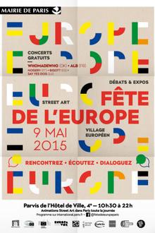 Fête de l'Europe de Paris : les concerts