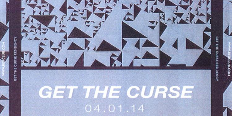 Get The Curse: Ron Morelli, Bambounou , Clement Meyer