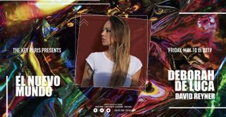 The Key Paris presents: Deborah De Luca