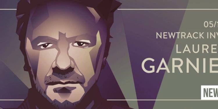 Newtrack invite Laurent Garnier
