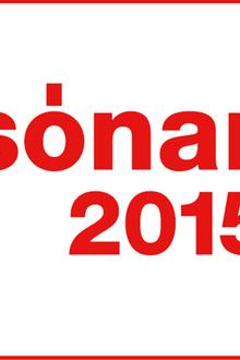 Sonar Festival 2015