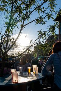Terrasse Poisson Lune - Palais de la Porte Dorée - du mardi 1 juin au jeudi 30 septembre