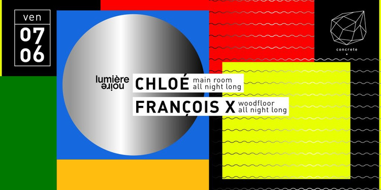 Concrete: Chloé & François X (All Night Long)