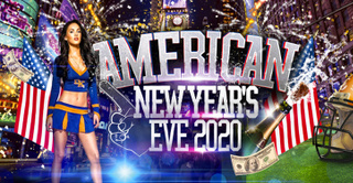 American New Year's Eve 2020