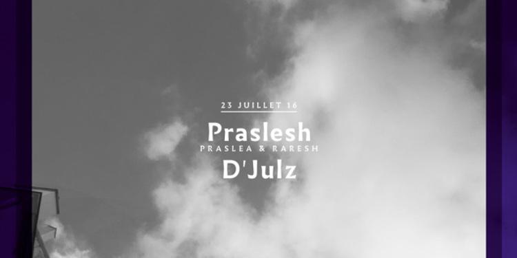 BASS CULTURE W/PRASLESH (PRASLEA & RARESH) D'JULZ