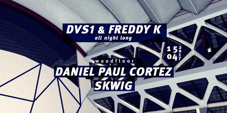 Concrete: DVS1 b2b Freddy K all night long