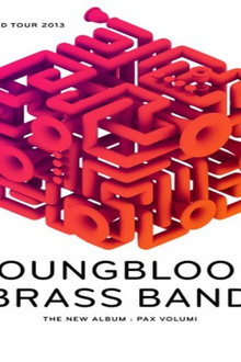 Youngblood Brass Band + 1ère partie