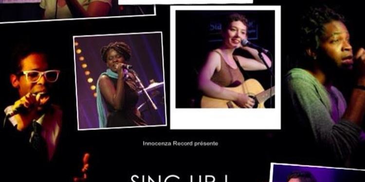 SING UP Concert découverte