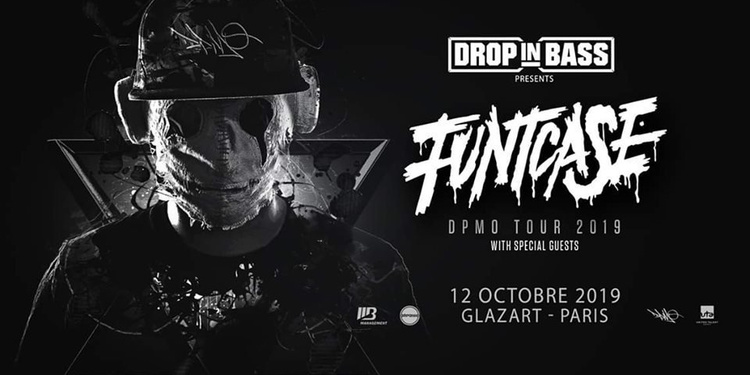 Drop IN Bass presents Funtcase - Dpmo Tour 2019