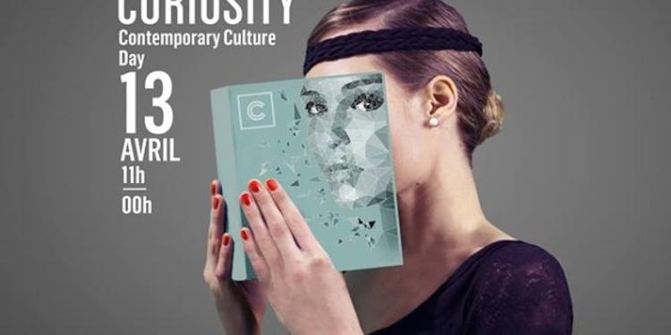 CURIOSITY - Contemporary Culture Day