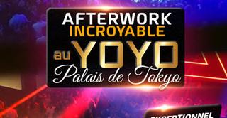 AFTERWORK AU YOYO - PALAIS DE TOKYO EXCEPTIONNEL & EXCLUSIF !