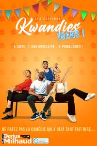 Les sessions Kwandies - Théâtre Darius Milhaud - du dimanche 26 septembre au dimanche 17 octobre