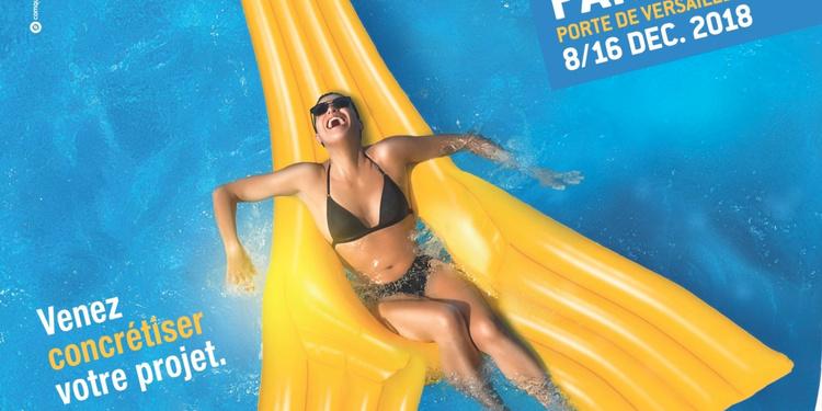 Salon piscine & spa - Parc des Expositions de la Porte de Versailles - du 8 décembre 2018 au 16 ...