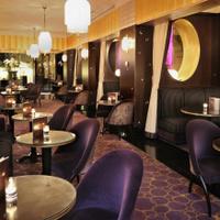 Le Purple Bar - Bar de L'Hôtel du Collectionneur Arc de Triomphe Paris