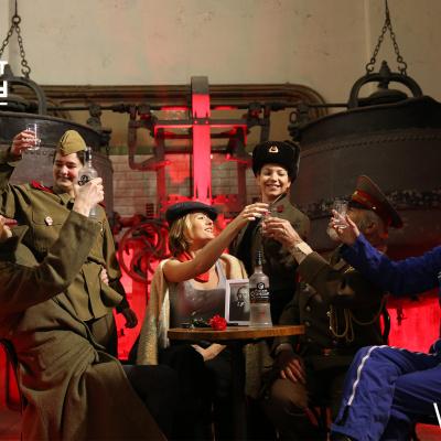 The Soviet Factory nous embarque dans une soirée sous l'ère soviétique, organisée par WATO