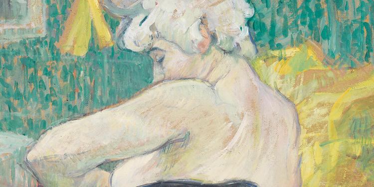 Toulouse-Lautrec, Résolument moderne