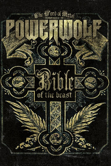 Powerwolf + majesty + Battle Beast + ashes of are