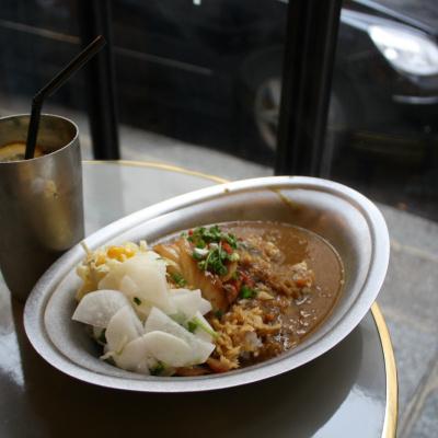 Pontochoux, coup de cœur pour ce nouveau spot dédié au curry japonais