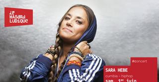 Sara Hebe | Le Hasard Ludique