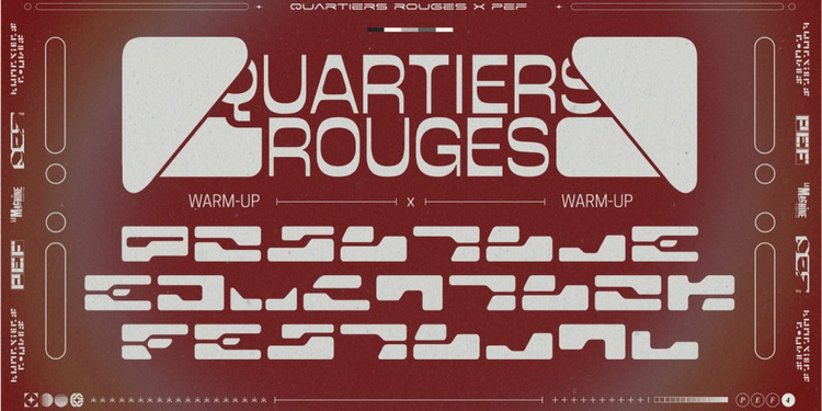 Quartiers Rouges: Positive Education Festival #4 - Warm up