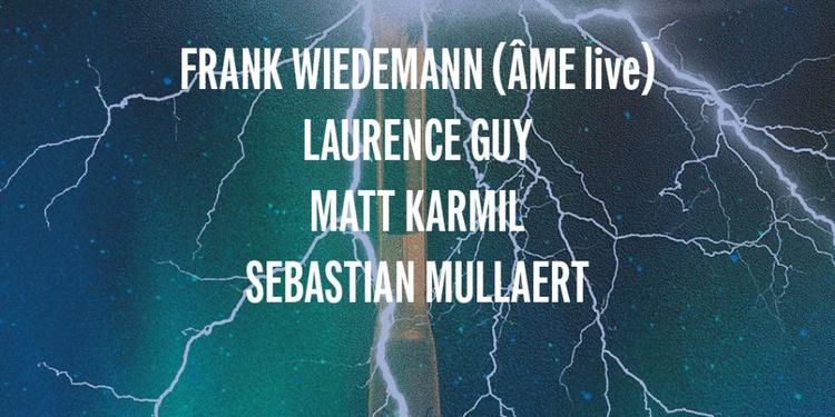 Dehors Brut Indoor x Circle Of Live: Âme Live, Sebastian Mullaert