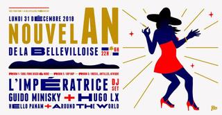 Le Nouvel An de la Bellevilloise