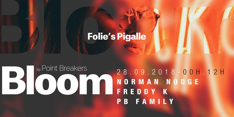 Bloom #15 w/ Norman Nodge & Freddy K