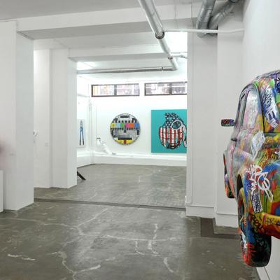 Été à Paris : les expos se visitent aussi dans les galeries