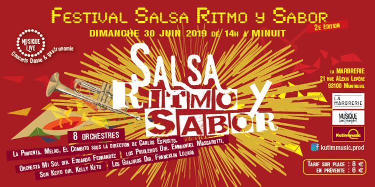 Salsa, Ritmo Y Sabor - 2ème édition