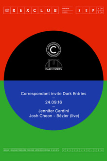 CORRESPONDANT VS DARK ENTRIES