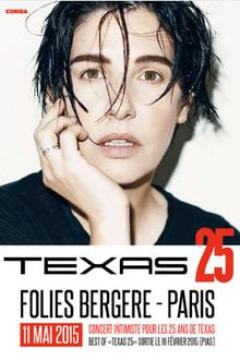 Texas en concert