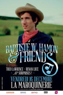 Baptiste w Hamon + friends
