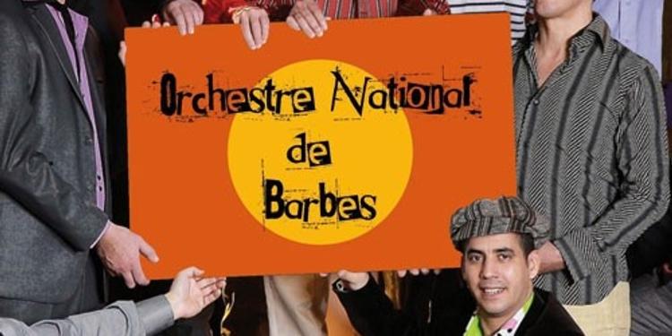 L'Orchestre National de Barbès + Saïd Mesnaoui