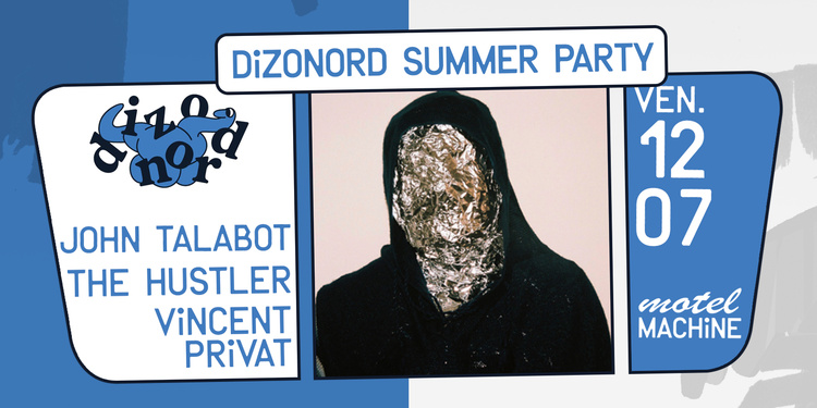 Motel Machine : Dizonord Summer Party