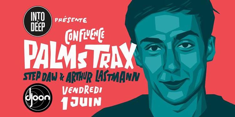 Into The Deep présente Confluence w/ PALMS TRAX