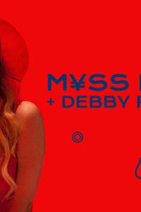 M¥SS KETA, Debby Friday - Le Badaboum - samedi 26 octobre