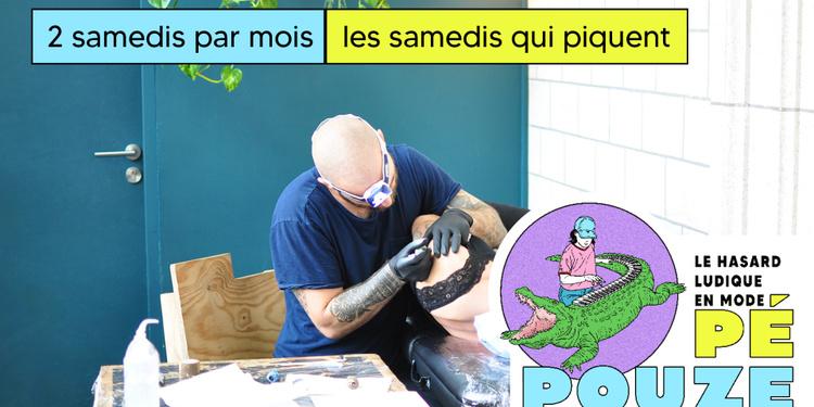 Les samedis qui piquent : tattoos & piercings
