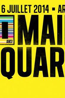 Main Square Festival 2014 - Les 10 ans