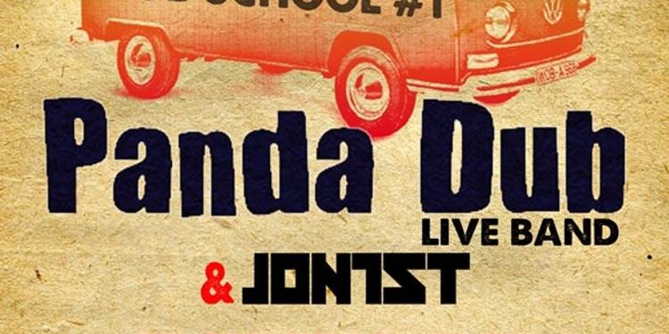 Panda Dub en concert