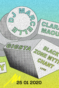 La Machine 10 ans : DJ Marcelle, Stellar OM Source, Ploy - Machine du Moulin Rouge - samedi 25 janvier