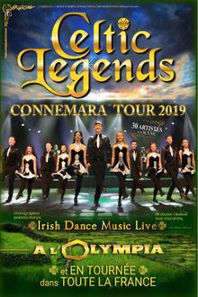 Celtic Legends : en tournée dès le 26 février et à Paris du 15 au 17 mars 2019 !
