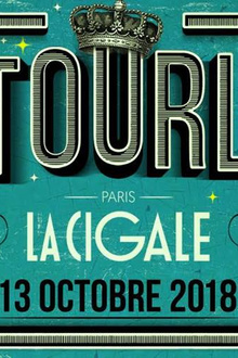 L'ENTOURLOOP à la Cigale - Paris - 13/10/18